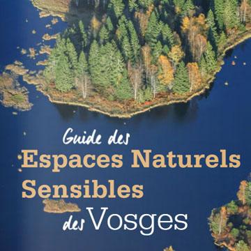 Guide des Espaces Naturels Sensibles des Vosges