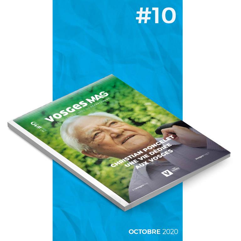 Vosges Mag #10 - Octobre 2020