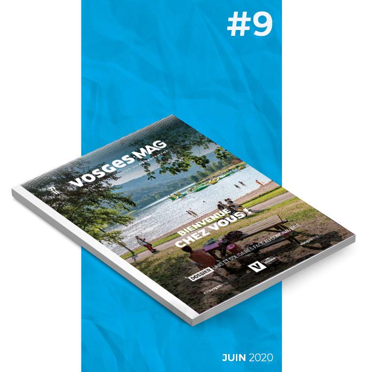 Vosges Mag #9 - Juin 2020